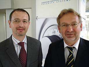 Dr. Wilfried Schäfer und Josef Reingen (Foto) vom European Certification Boards•Security, Fire & Life Safety (ECB•S) haben die wichtigsten Tipps für Tresorkäufer zusammengestellt.