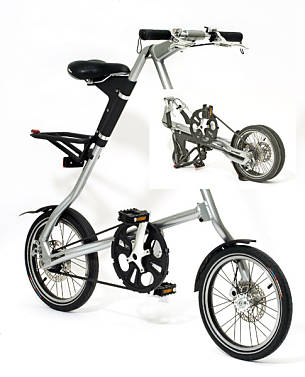 Strida 5.0 Klapprad