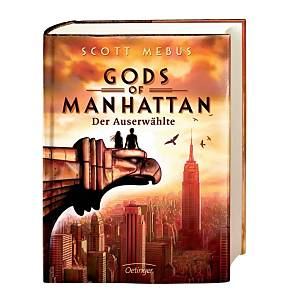 Scott Mebus, Gods of Manhattan – Der Auserwählte