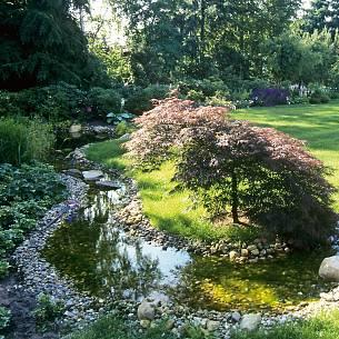 Bachlauf Selber Bauen Mai 2018 Familienheim Und Garten