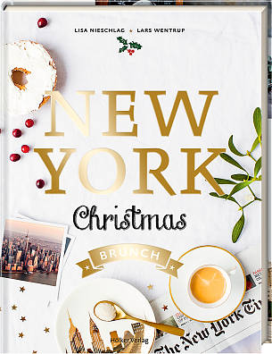 Buch-Tipp. New York Christmas Brunch