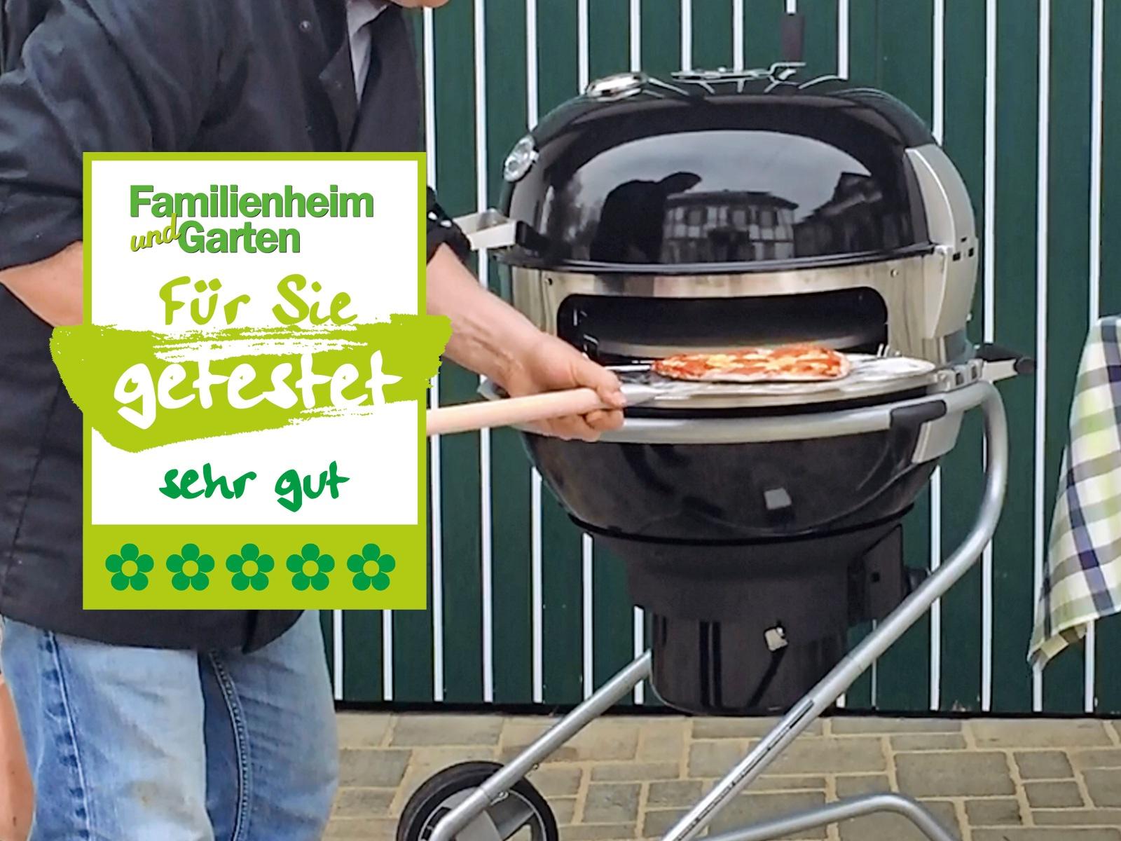 Pizzastein Für Gasgrill Landmann : Pellets zum grillen? oh ja mai 2016 familienheim und garten