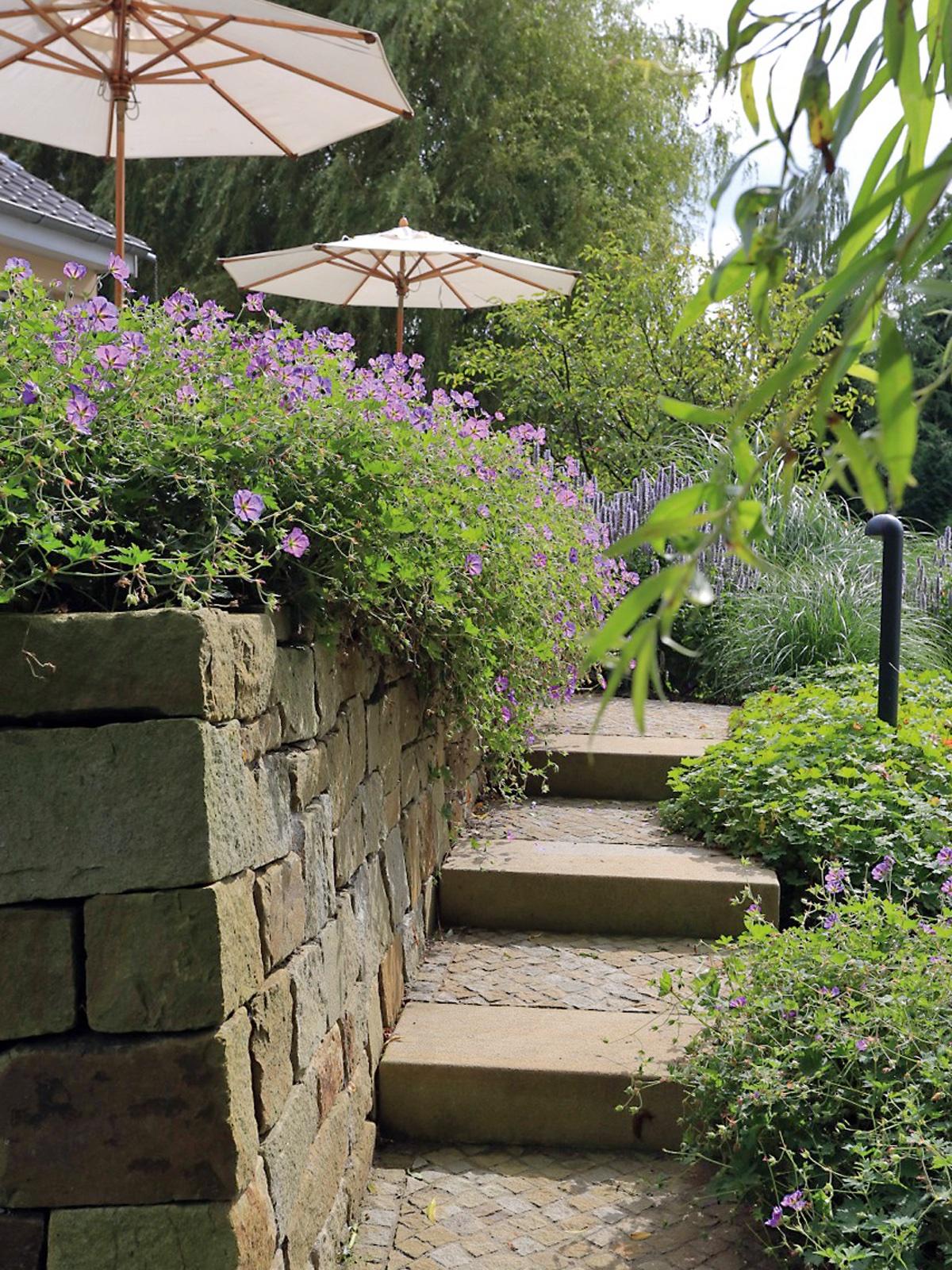 Familienheim Und Garten