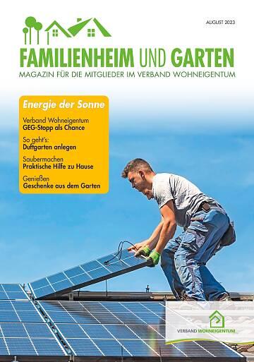 Cover Verbandszeitschrift